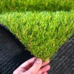 Een mooi groen veldje